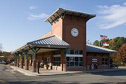 Loans Cary Amtrak Station